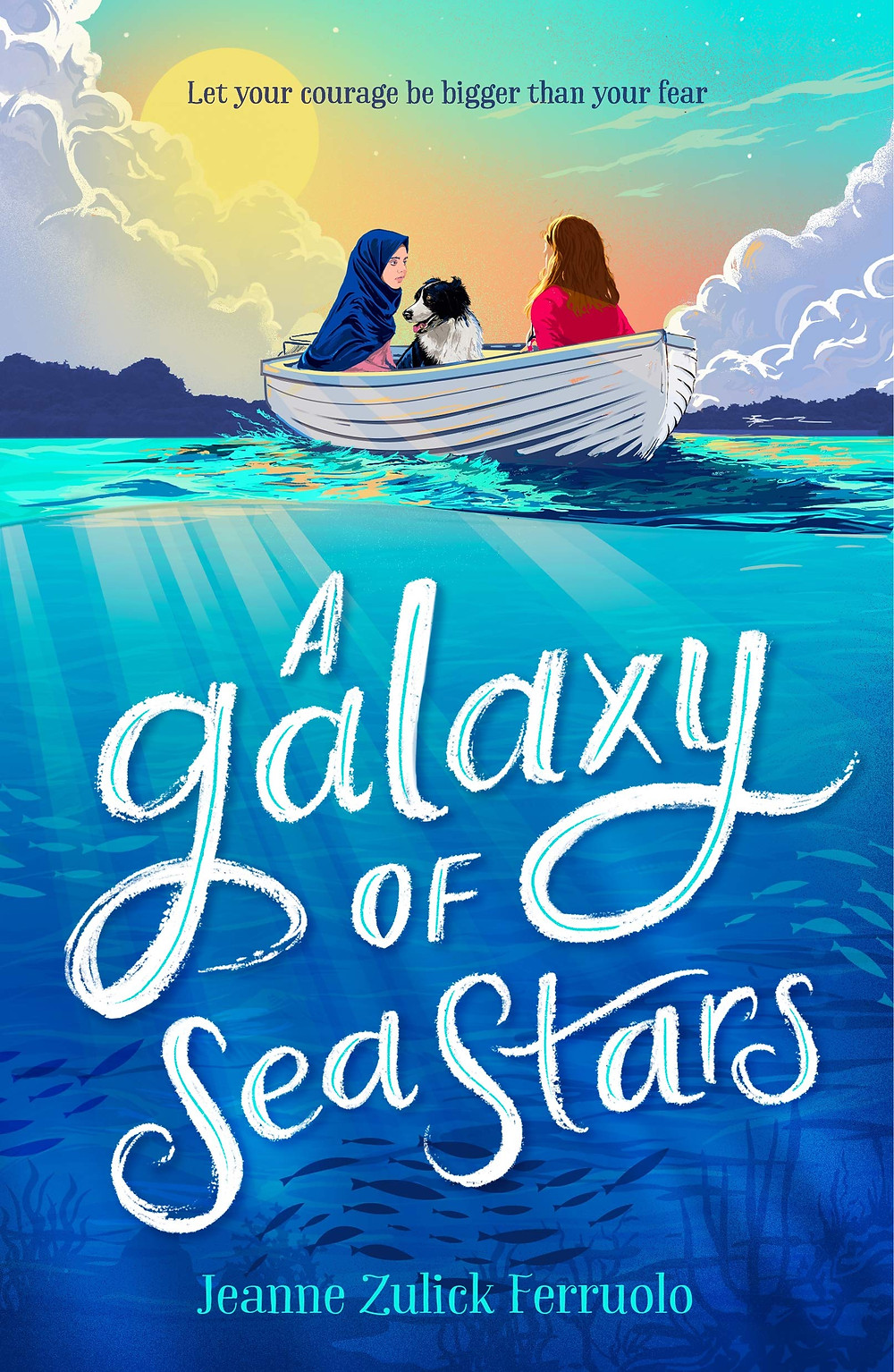 Cover photo of A Galaxy of Sea Stars