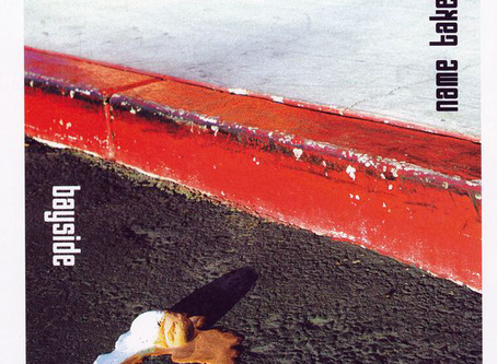 Freegal Album Review:  Bayside / Name Taken Split EP