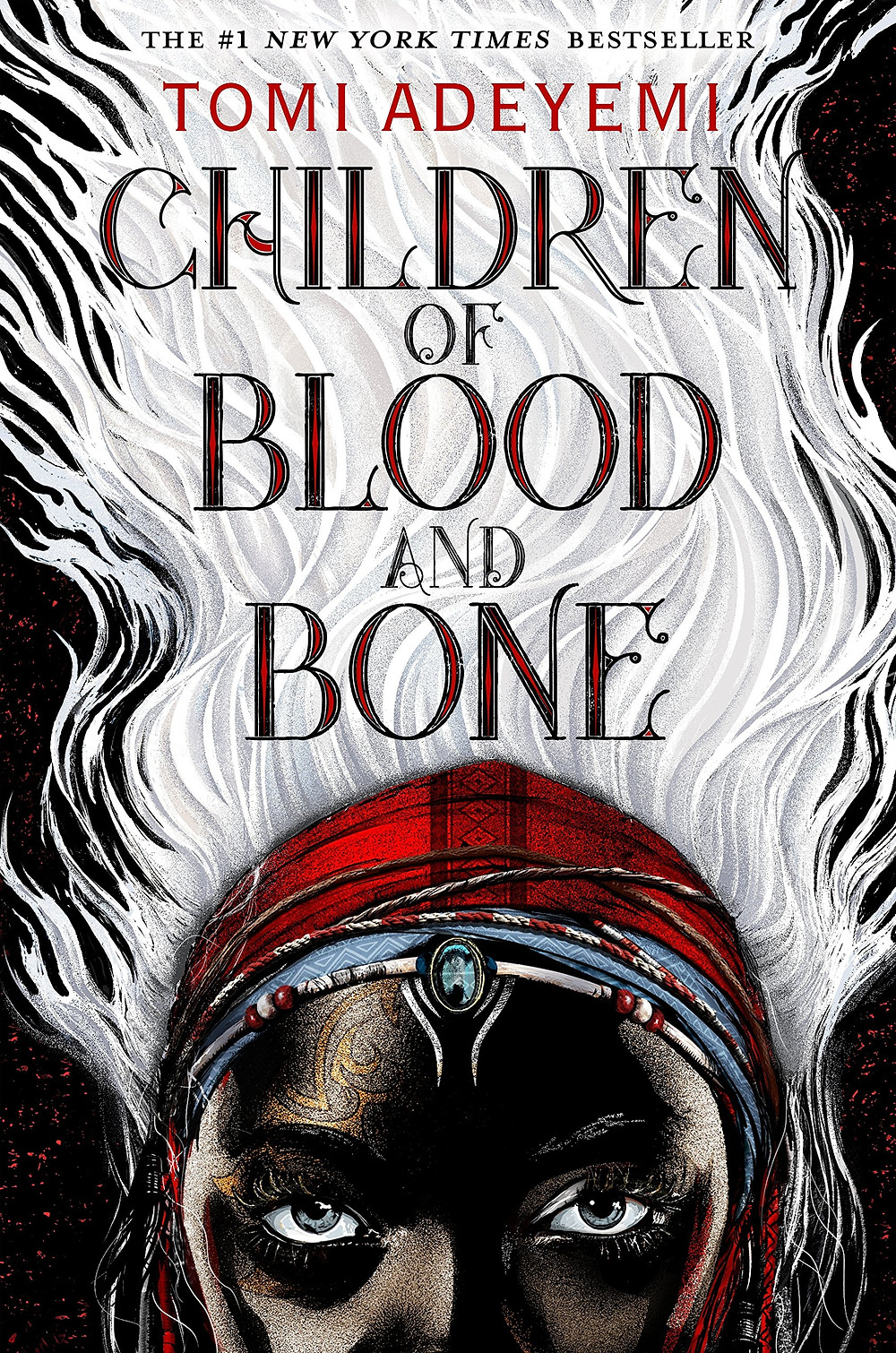 "Cover of the book ""Children of Blood and Bone"""