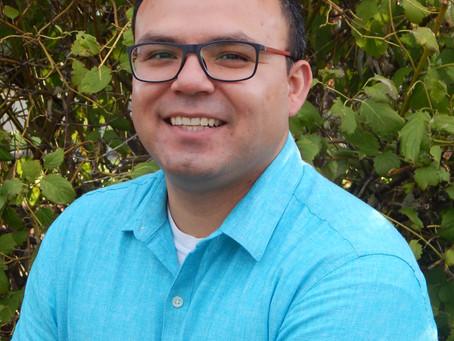 Meet the Staff: Abraham Valadez