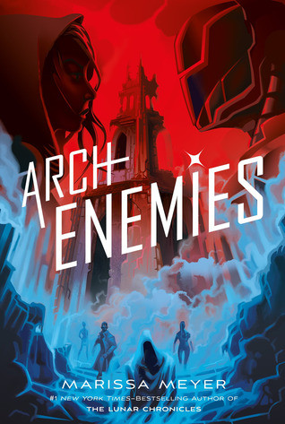 Cover of Archenemies by Marissa Meyer