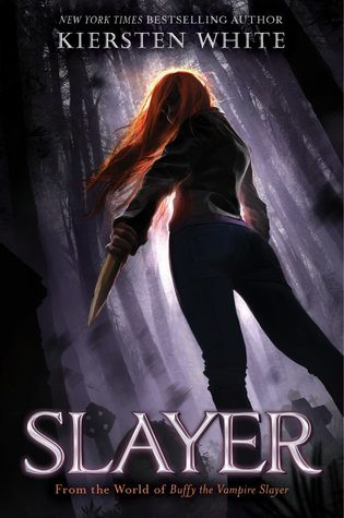 Cover of Slayer by Kiersten White