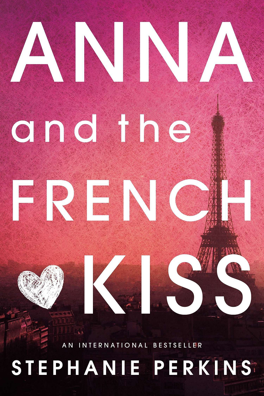 Cover photo of Anna and the French Kiss