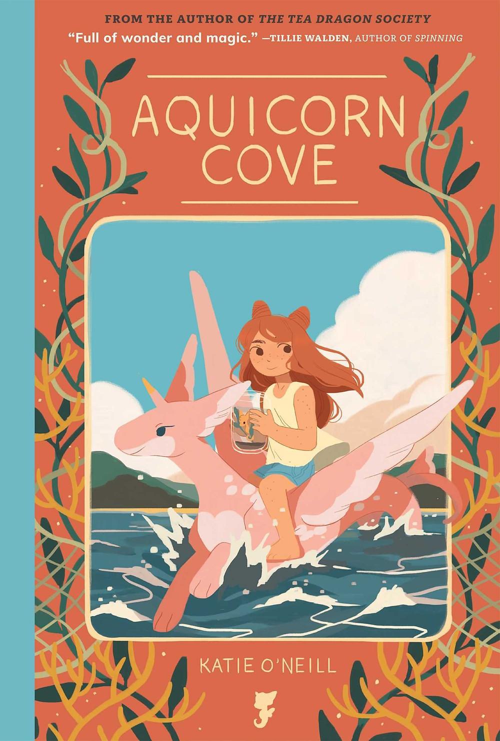Cover of Aquicorn Cove