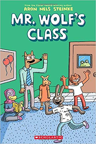 Cover of Mr. Wolf's Class