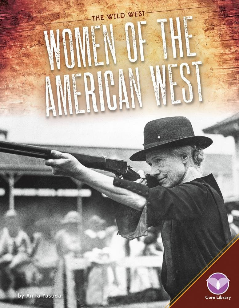 Cover of Women of the American West
