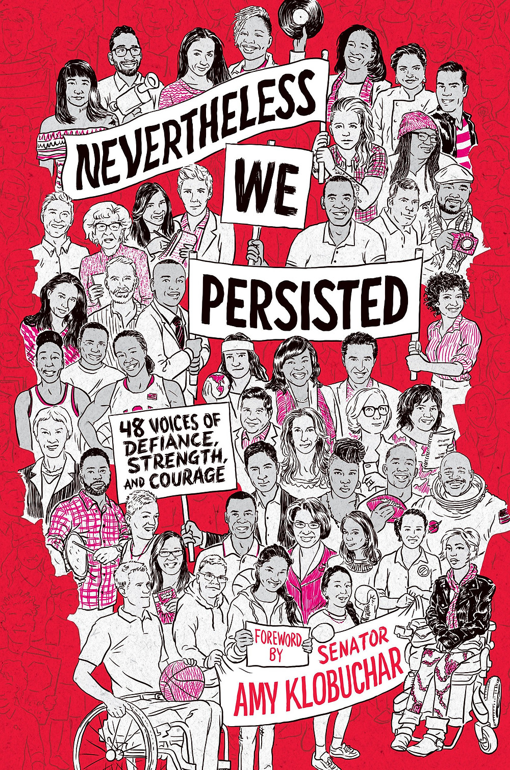 "Cover photo of ""Nevertheless, We Persisted"""