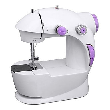 4 in 1 Mini Sewing Machine for Home Tailoring Stitching Use with Adapter
