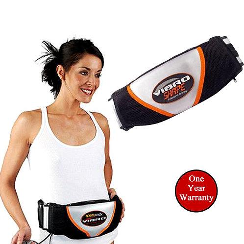 Vibro Shape Vibration Heating Relaxing Slimming Shape Fat Burner Fitness Belt