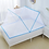 Thumbnail: Portable Folding Mosquito Net For Single Bed For Home & Travel
