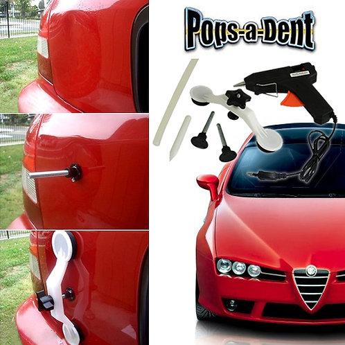 Pops A Dent Car Auto Easy Repair Tools Set For Car Body Dent Remover Kit