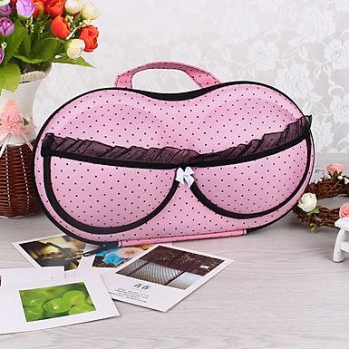 Travel Bra Organizer Bag