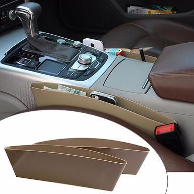 Catch Caddy Side Gap Car Seat Storage Catcher Organizer - SET OF 2
