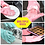 Thumbnail: Silicone Dish Washing, Car, Pet and Multipurpose Cleaning Hand Gloves