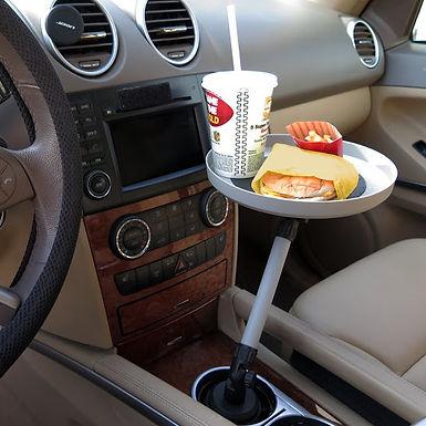 Car Auto Swivel Mount Trey