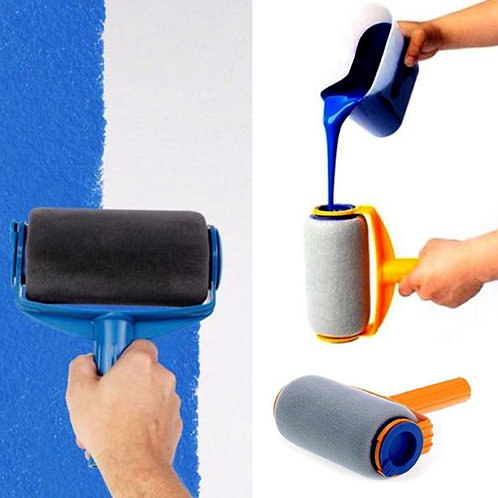 Paint Roller Pro Easy Wall Painting Brush