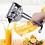 Thumbnail: Single Press Aluminium Metal Manual Hand Press Fruit Juicer and Lemon Squeezer