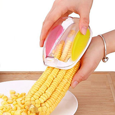 Steel Blades Corn Remover Kernel Stripper Peeler Cutter Seeds Remover