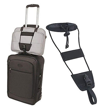 Bag Bungee Adjustable Belt Strap Luggage Suitcase Backpack Travel Accessories