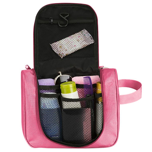 Toiletry Travel Organizer Cosmetic Makeup Kit Travel Bag