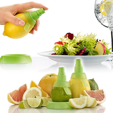 Citrus Spray Lemon Juice Sprayer Hand Juicer Mini Squeezer Kitchen Tool