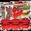 Thumbnail: Burger Press Kit 3 in 1 Non Stick Stufz Sliders Veggie Hamburger & Patties Maker