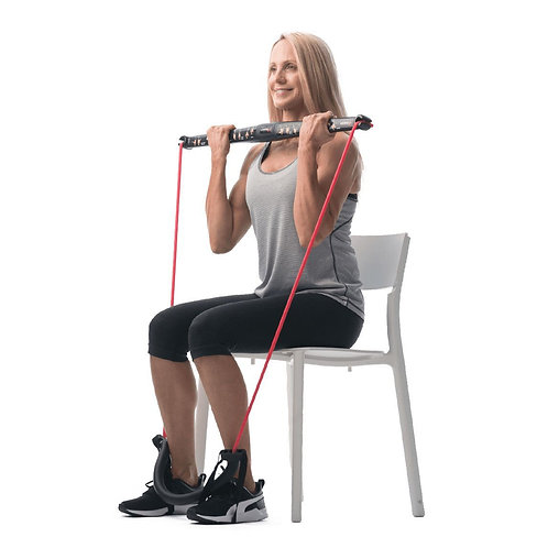 7 in 1 Body Gym Firm, Tone, Sculpt Set Exercise Gym For Men & Women