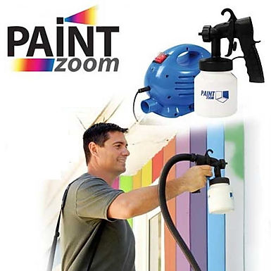Paint Zoom Portable Electric Easy Paint Sprayer Machine