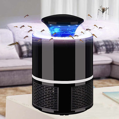 USB Electric Insect and Mosquito Killer & Trapper UV Lamp Machine