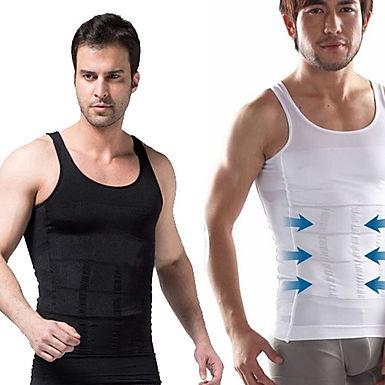 Slim n Lift Body Shaper Slim Fitting Vest Banyan Innerwear for Men