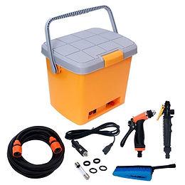 16L Portable High Pressure Mini Car Washer Machine With Car Washing Jet Spray