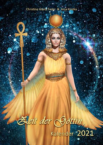 Zeit der Göttin 2021 - Taschenkalender