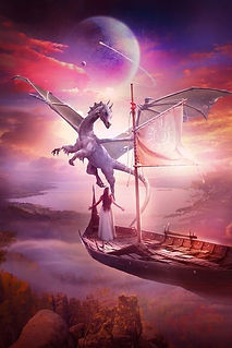 Girl on the boat and dragon.jpg