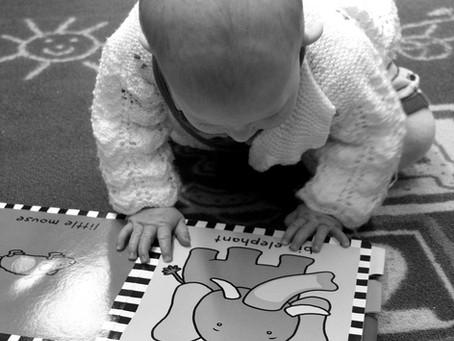 La motricité des bébés: l'encourager et la respecter
