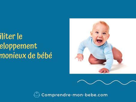 La mobilité des bébés, comment l'accompagner?