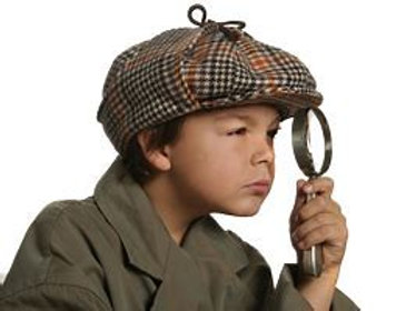 Be a Detective & Journalist this Easter!