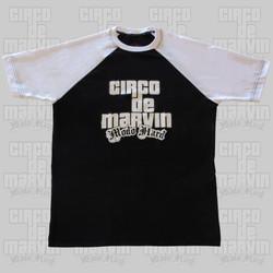 camiseta merchan Circo de Marvin