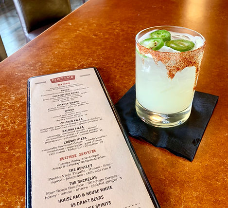 The Bentley   Native House Cocktail