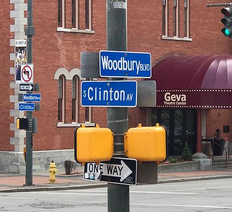 Woodbury & Clinton Intersection
