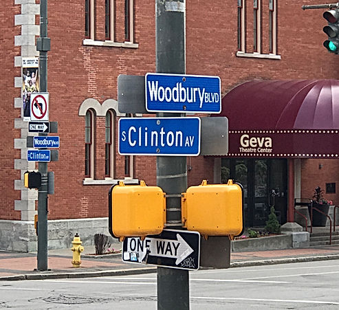 Woodbury & Clinton Intersection