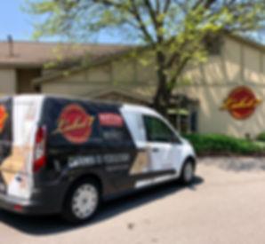 MRG Catering Van