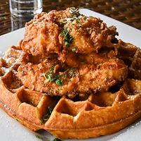 Label 7 Chicken & Waffles