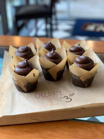 Signature Chocolate Cupcakes