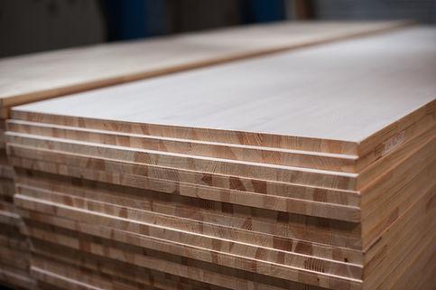 edge-glued boards