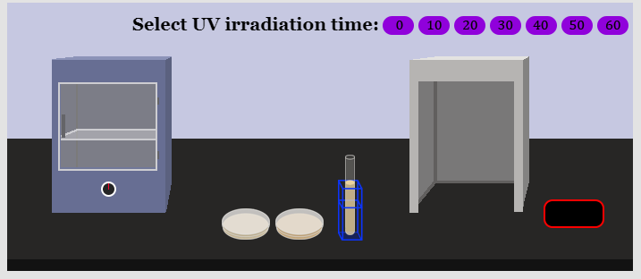 mutation simulation