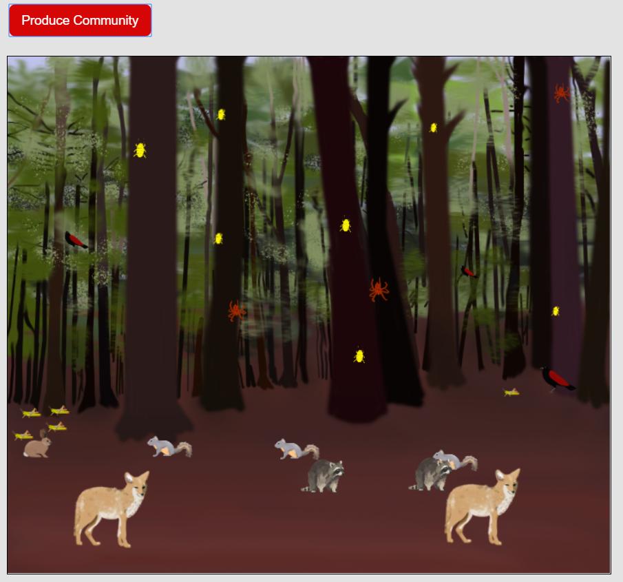 biodiversity simulation