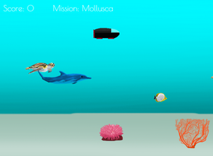 Mission: Taxonomy game