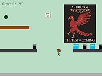 Screenshot of AP Biology Game