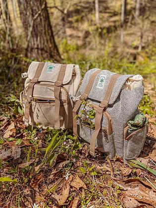Jolene Hemp Backpack