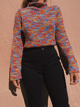 Rainbow Knit S/M